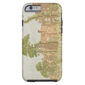 View of Bedford Park, 1882 (colour litho) Tough iPhone 6 Case