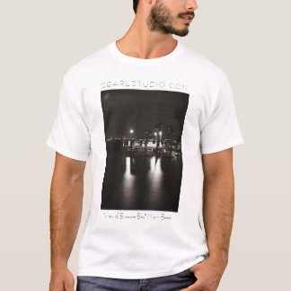 """View of Biscayne Bay"" Apparel by SearlStudio T-Shirt"