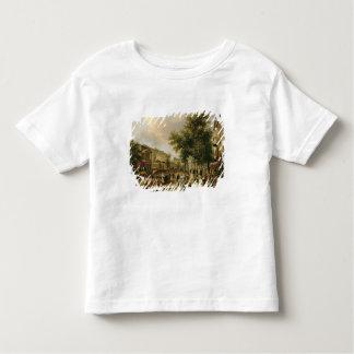 View of Boulevard Montmartre, Paris, 1830 Toddler T-shirt