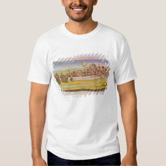 View of Bourges and the University Tee Shirt