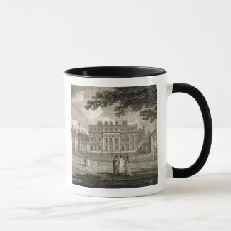 View of Buckingham House, engraved by W. Knight, p Mug