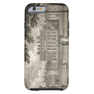 View of Buckingham House, engraved by W. Knight, p Tough iPhone 6 Case