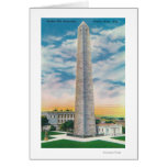 View of Bunker Hill Monument Card