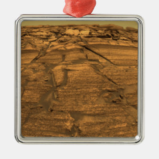 View of Burns Cliff on Mars Ornament
