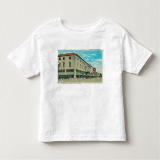 View of Business Block on Idaho Street Toddler T-shirt