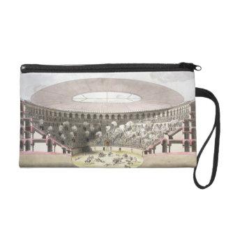 View of Caesar's Amphitheatre (colour litho) Wristlet