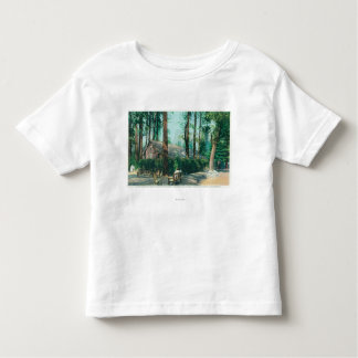View of Camp Curry Open Air Dining Room Toddler T-shirt