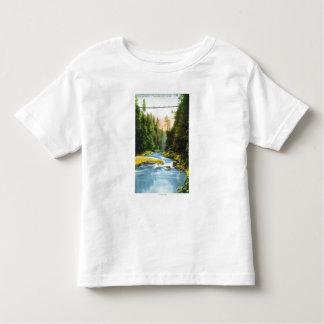 View of Capilano Suspension Bridge # 2 Toddler T-shirt
