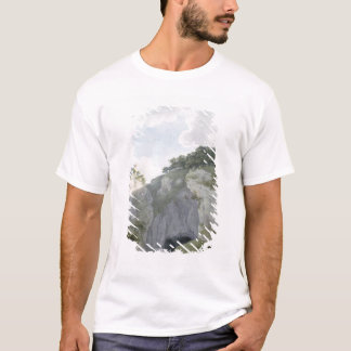 View of Castle and Cavern at Castelton T-Shirt
