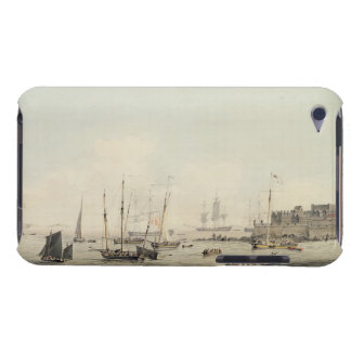 View of Castle Cornet, Guernsey, with Shipping, c. iPod Touch Case