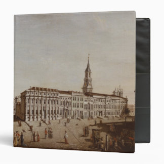 View of Castle Street 3 Ring Binder