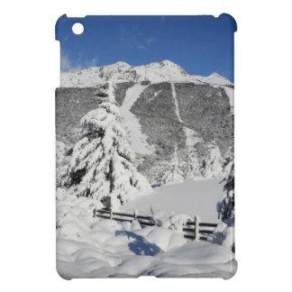 View Of Catedral Ski Resort In Bariloche iPad Mini Cases