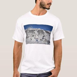 View Of Catedral Ski Resort In Bariloche T-Shirt
