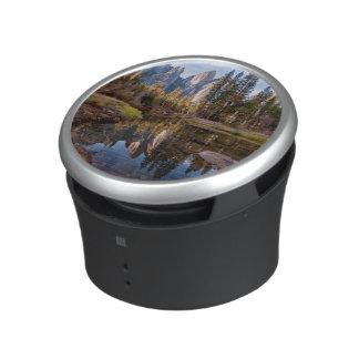 View of Cathedral Peaks Bluetooth Speaker