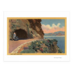 View of Cave Rock Tunnel from Hwy Post Cards