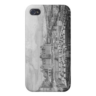 View of Chateau de Meudon iPhone 4 Cover
