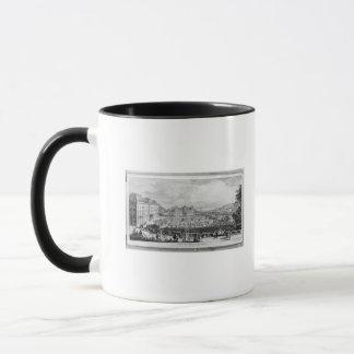 View of Chateau de Meudon Mug
