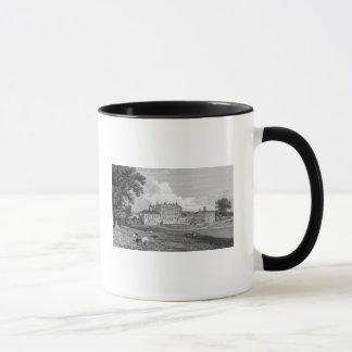 View of Chevening Place, engraved by S. Lacy Mug