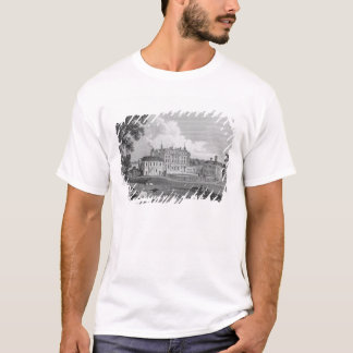 View of Chevening Place, engraved by S. Lacy T-Shirt