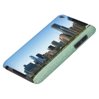View of Chicago skyline by Lake Michigan Case-Mate iPod Touch Case