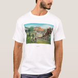 View of Children's Playground T-Shirt