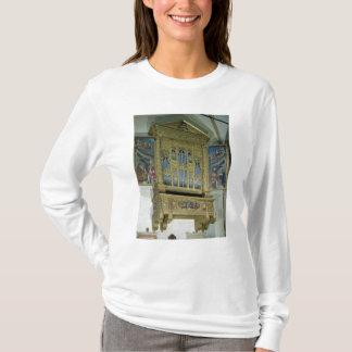 View of church organ, c.1590 T-Shirt