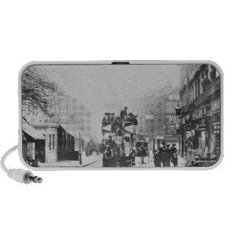 View of Church Street, Kensington c.1906 Mp3 Speakers
