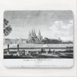 View of Cluny Abbey Mouse Pads