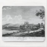 View of Cluny Abbey Mousepad