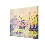 View of Constantinople, 1907 Canvas Prints