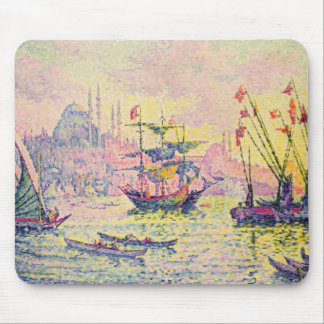 View of Constantinople, 1907 Mouse Pad