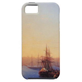 View of Constantinople and the Bosporus iPhone SE/5/5s Case