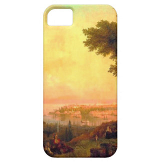 View of Constantinople by evening light iPhone SE/5/5s Case