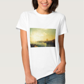 View of Constantinople by Ivan Aivazovsky T-Shirt