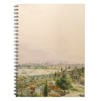 View of Constantinople from Pera Notebook