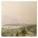 View of Constantinople from Pera Tile