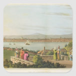 View of Constantinople, plate 1 from 'Views in the Square Sticker
