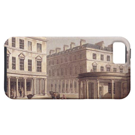 View of Cross Bath, Bath Street, from 'Bath Illust iPhone SE/5/5s Case