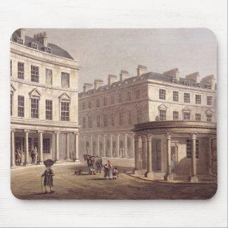 View of Cross Bath, Bath Street, from 'Bath Illust Mouse Pad