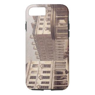 View of Cross Bath,  Street, from 'Bath Illust iPhone 8/7 Case