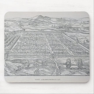 View of Cusco, from Ramusio, pub. 1556 Mouse Pad
