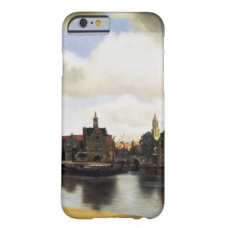 View of Delft by Johannes Vermeer iPhone 6 Case