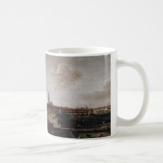 View of Delft from the Southwest by Hendrick Coffee Mug