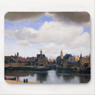 View of Delft Mouse Pad