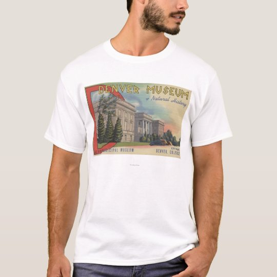 View of Denver Museum of Natural History T-Shirt