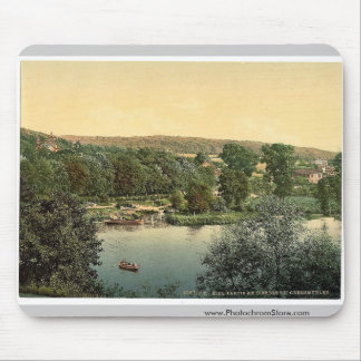 View of Dicksee (i.e., Dieksee) near Gremsmuhlen, Mouse Pad