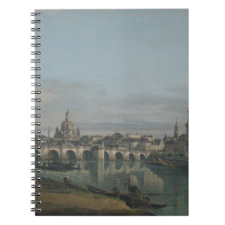 View of Dresden from the Right Bank Note Book