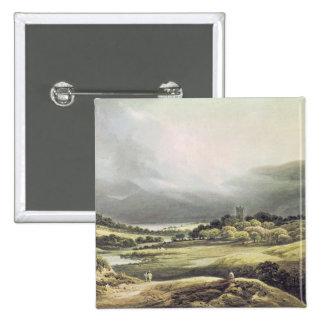 View of Dunloe Castle, Killarney, 1805 Pins