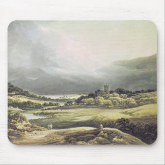 View of Dunloe Castle, Killarney, 1805 Mouse Pad