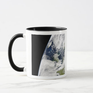 View of Earth from space Mug